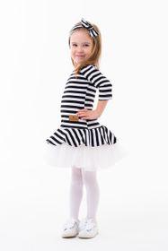 Dress PRIMAVERA™ black&white