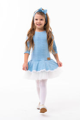 Dress PRIMAVERA™ jeans azure